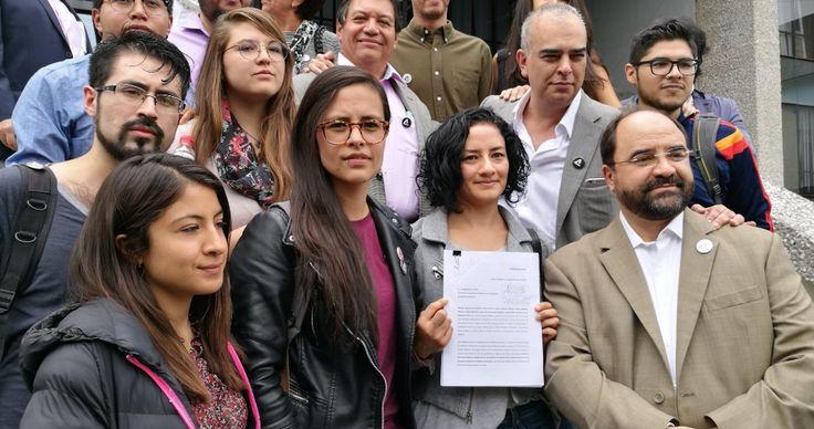 Ahora y Álvarez Icaza denuncian  a EPN y Eruviel por presuntos desvíos para Del Mazo