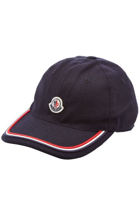 MONCLER Wool Baseball Cap.  moncler   Moncler 546866bbf2a
