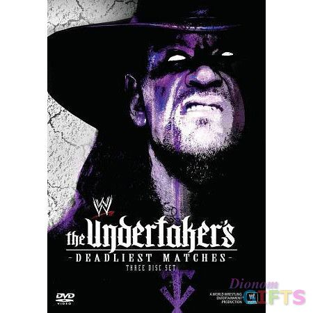 wwe the undertaker s deadliest matches dvd video