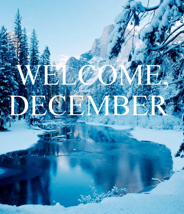 Amazing Nature Wallpapers To Say Welcome December