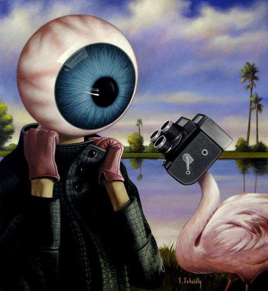 17 Best images about Art Lesson Ideas: Surrealism on ... | 530 x 576 jpeg 49kB