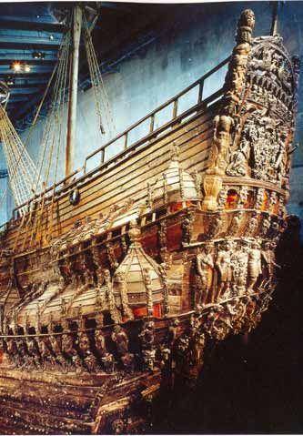 Svensk historia - flottan