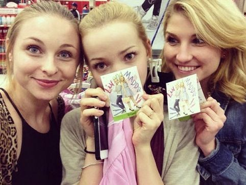 10 Pics That Prove Dove Cameron and Her Body Doubles Are Real-Life ...
