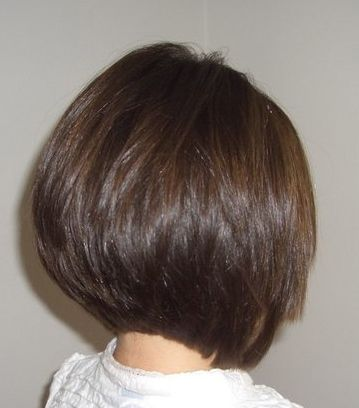 The perfect layered Bob cut, with a beautiful graduation. by retreathair