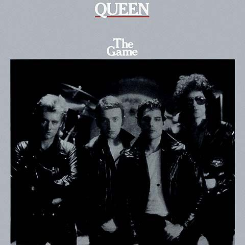 Queen - The Game album cover