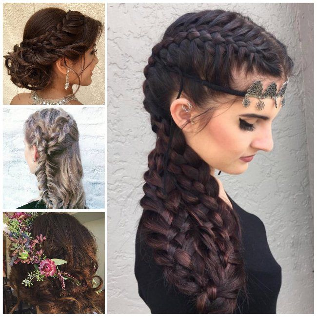 Easy Prom hairstyles 2017 and Prom hairstyles for long ...