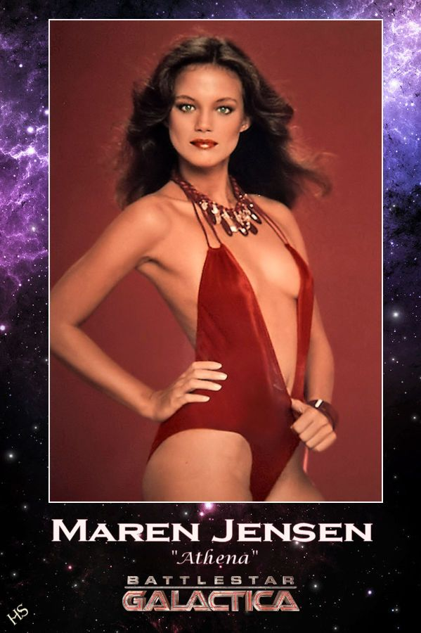 453 best battlestar galactica images on pinterest for Maren jensen