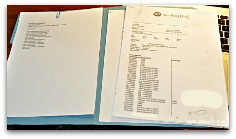 Medical File folder How to Keep Medical Records for Your Kids