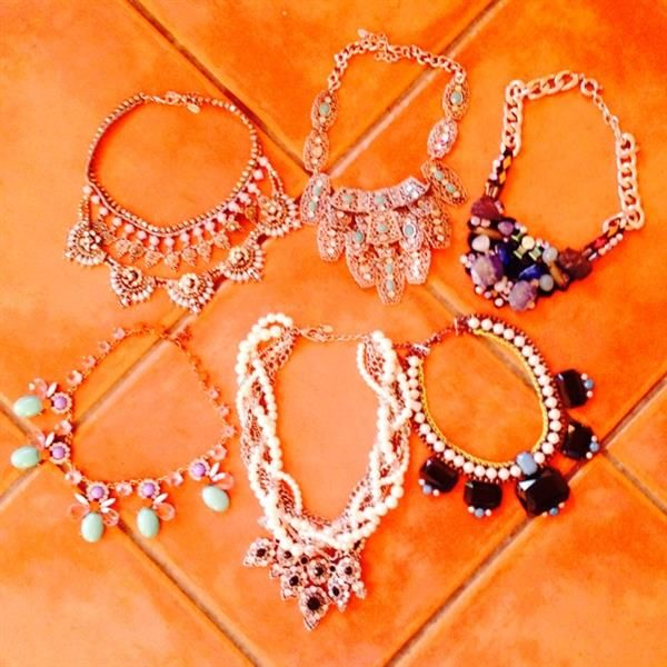 Statement Necklaces ❤️❤️❤️ by  Linda