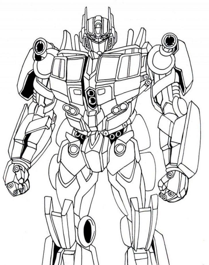 Ausmalbilder Transformers   Kinder Für Malvorlagen in 2020 ...