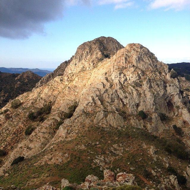 Anello di Monte Castello #vadoevedo escursioni all'Isola d'#Elba