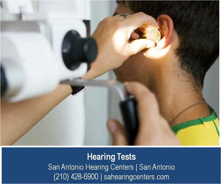 Pin on Hearing Tests San Antonio TX