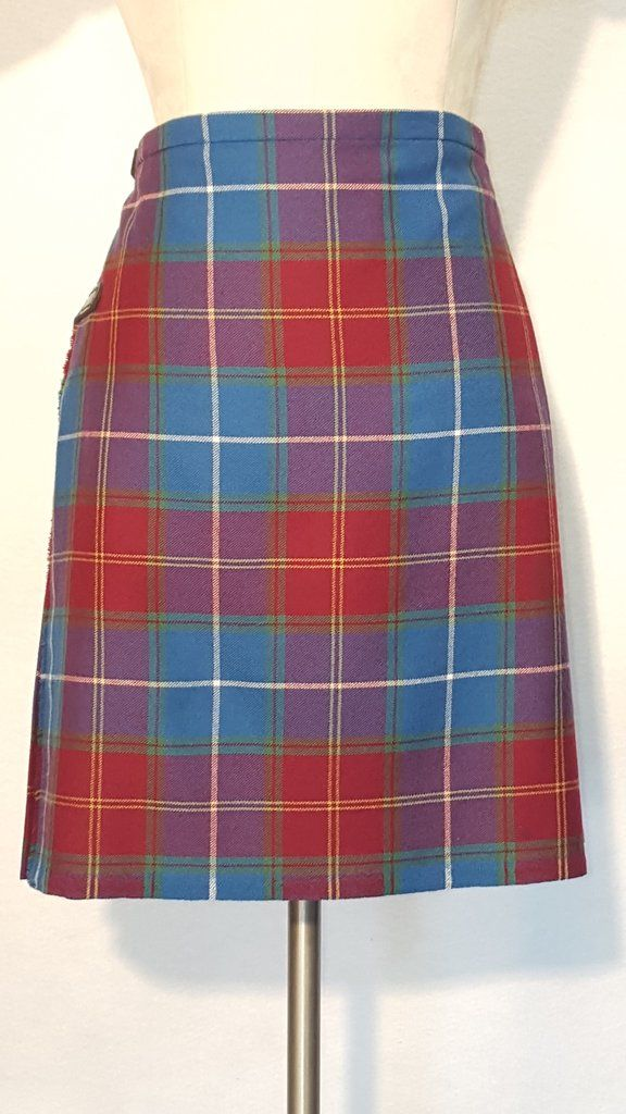 Mejores 11 imágenes de Ladies Scottish Tartan en Pinterest   Tela ...