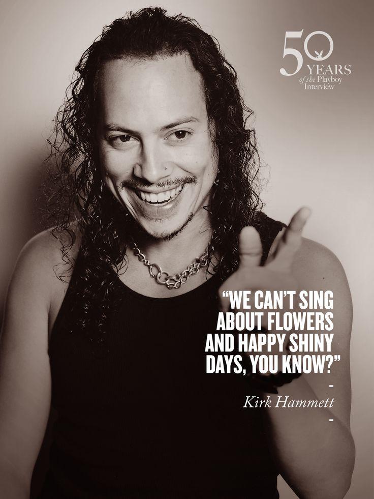 Kirk Hammett ||| Playboy