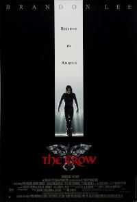"""The Crow (1994) - Real Love Is FOREVER    R .I.P. Brandon Lee  """"Little things use to mean so much to Shelley. I thought they were kind of trivial. Believe me, NOTHING is trivial"""""""
