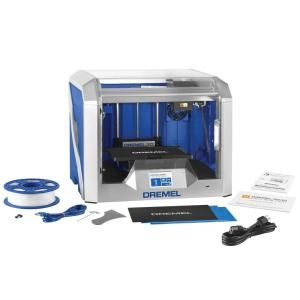 Dremel Idea Builder 3D Printer with Built-In Wifi and Guided Leveling 3D40-01 at The Home Depot - Mobile