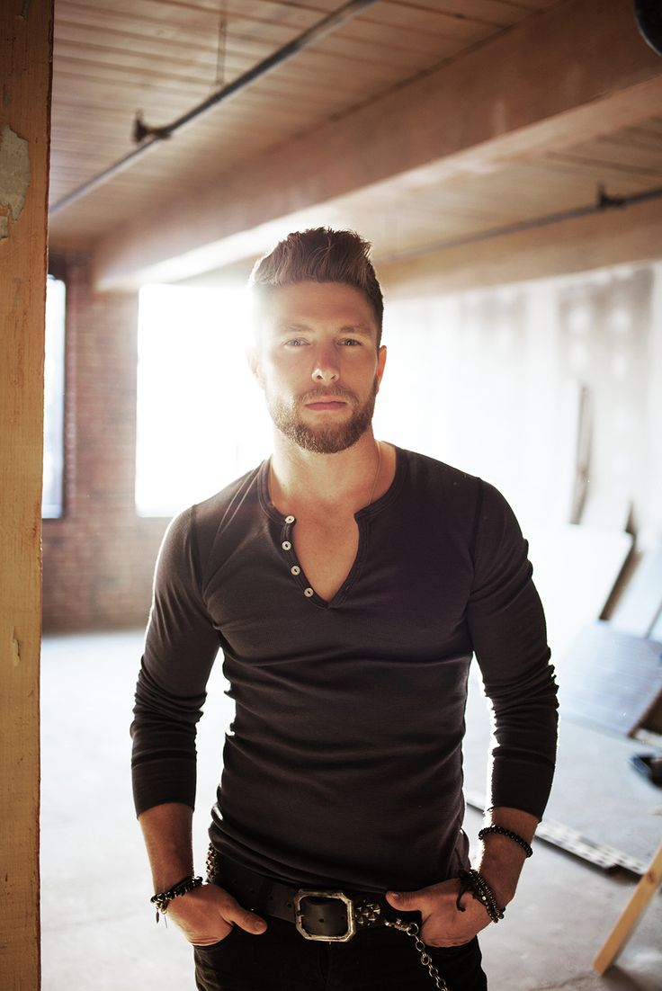 Chris Lane -  Country Singer.