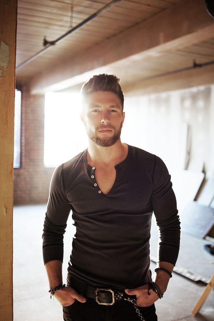 Chris Lane -  Country Singer.