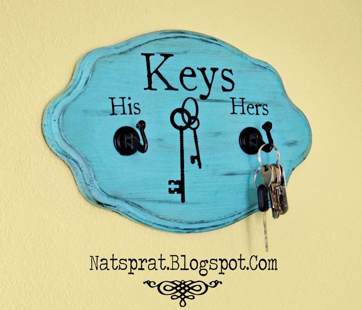 Cute keyholder