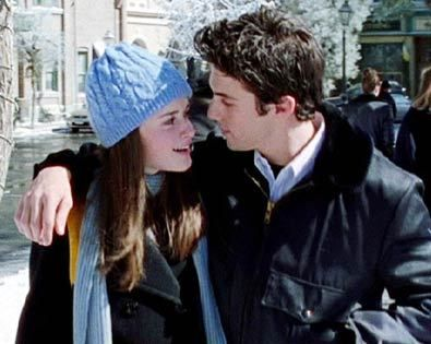 gilmore girls jess and rory