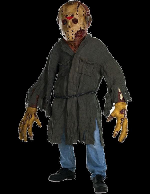 Horror Film Halloween Costumes Uk