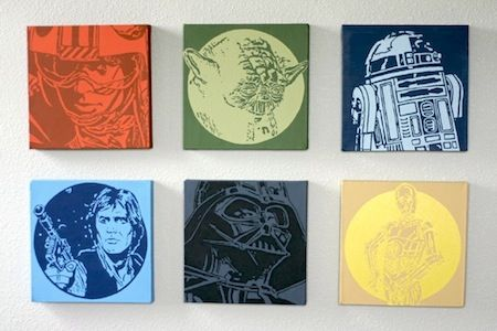 16 Star Wars Crafts That Are Out Of This World - Page 3 of 17 - diycandy.com