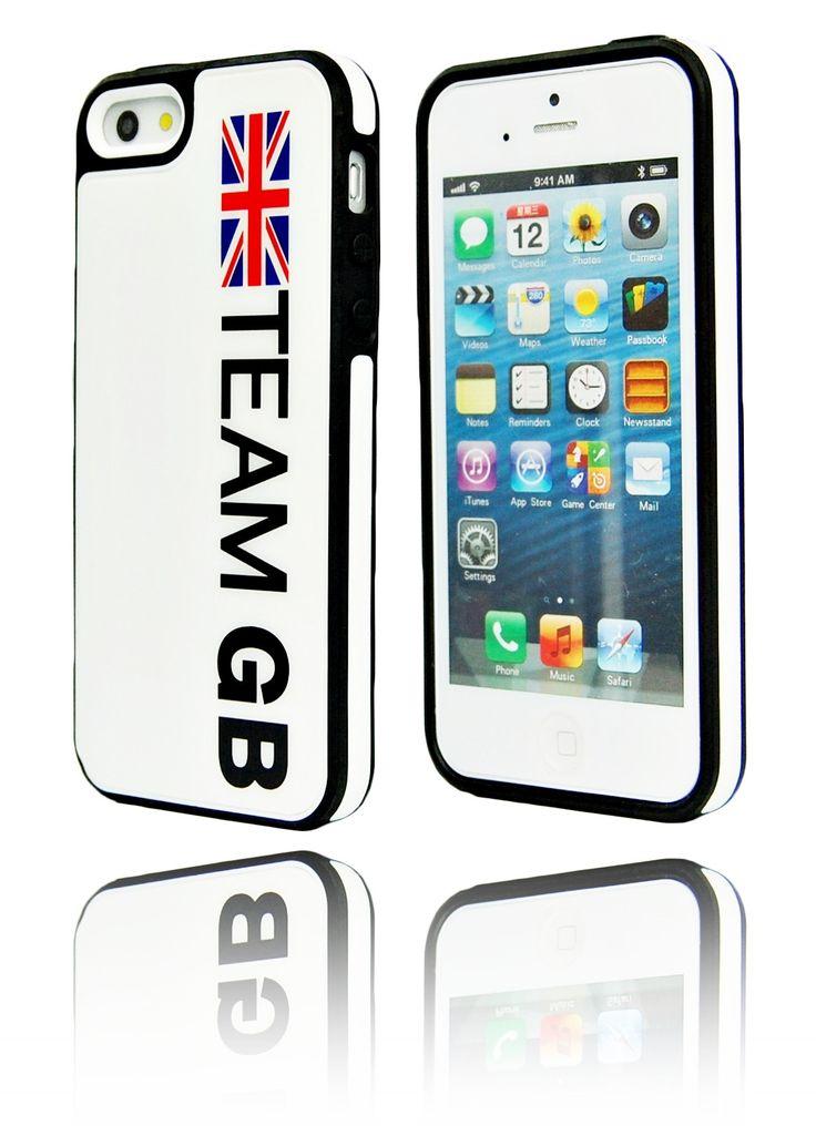 iPhone 5 5S Team GB great Britain case