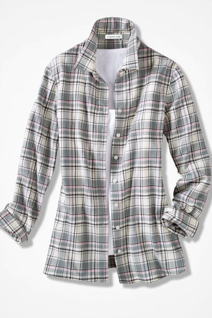 Northcountry Flannel Shirt