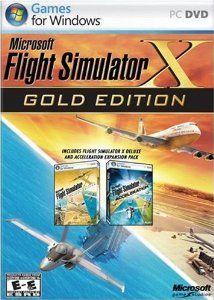 Microsoft Flight Simulator X: Gold Edition  Order at http://www.amazon.com/Microsoft-Flight-Simulator-X-Edition-Pc/dp/B001DPZE84/ref=zg_bs_229575_19?tag=bestmacros-20