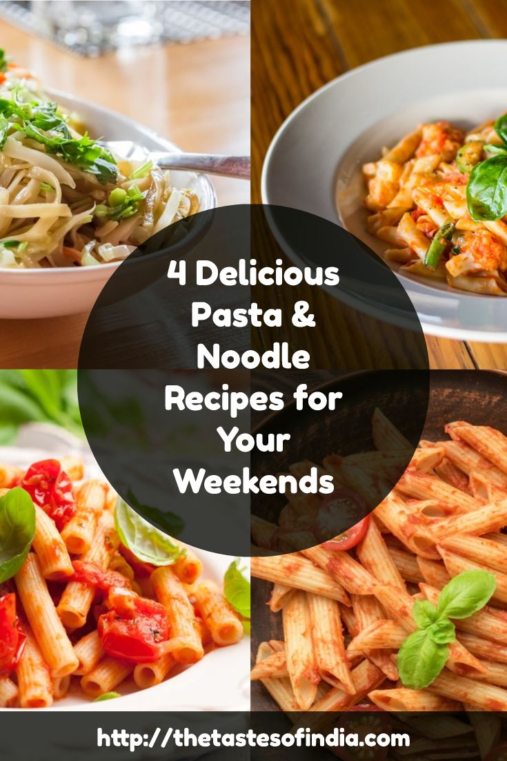 Give Your Weekend Brunches a Delicious Twist with A Noodle and Pasta Maker Recipes at: http://thetastesofindia.com/noodle-and-pasta-maker/ #pastamaker #noodlemaker
