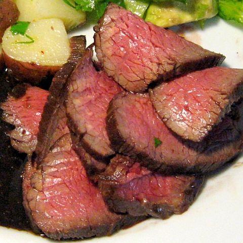 Cast Iron Skillet Steak recipe | BigOven