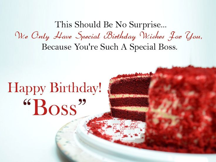 Birthday Quotes for Respected boss