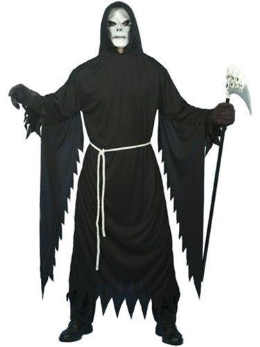 Grim spøkelse kostyme