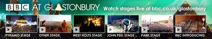 Glastonbury Festivals - 2013 line-up