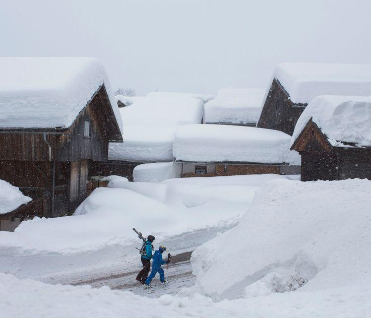 Ausgewählte Tipps für Ihren Winterurlaub in Tirol » Österreich #winterurlaub  #winterlandschaft #skifahren