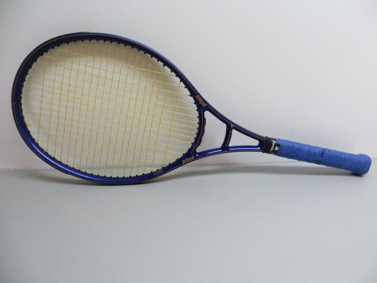 Prince Michael Chang Longbody Graphite Tennis Racquet Racket Used 4 1/8 Strung #Prince