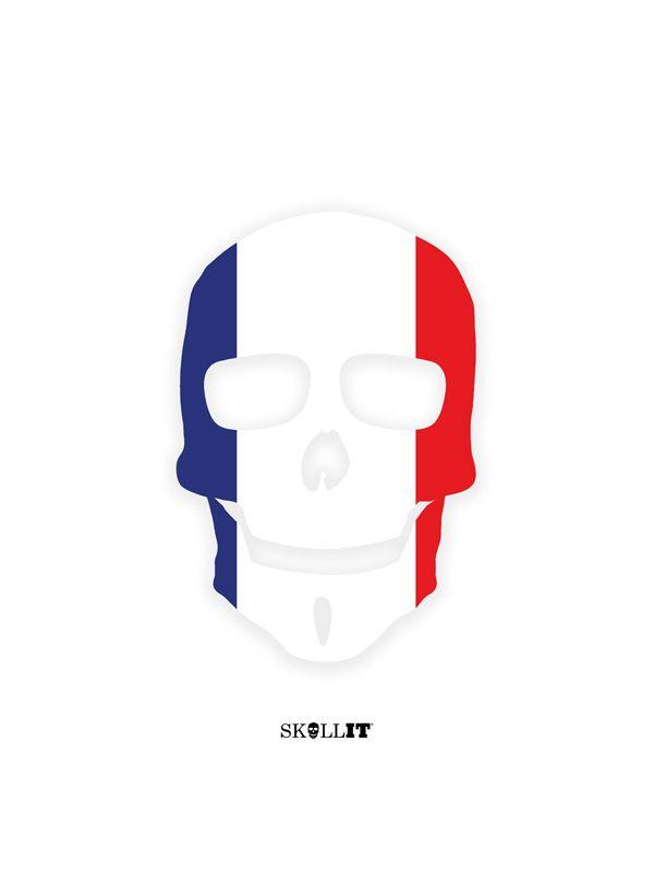 A skullit france printed version skullit deco decoration intérieur deco design