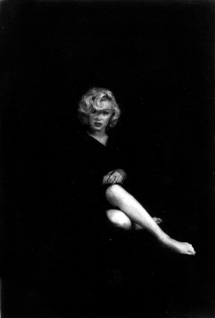 """Spiegami la bellezza Milton Greene, Marilyn Monroe, 1953"""