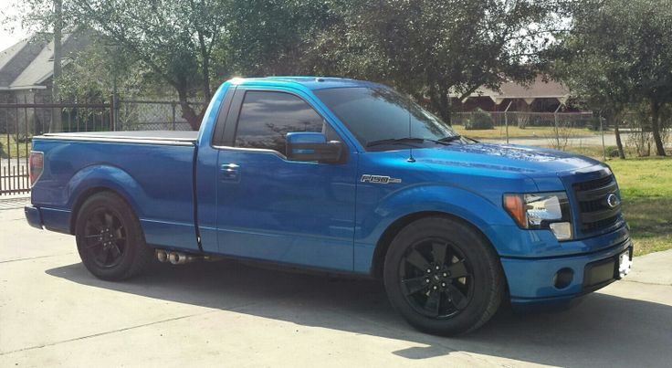 Click The Image To Open In Full Size Lowered Rcsb F150