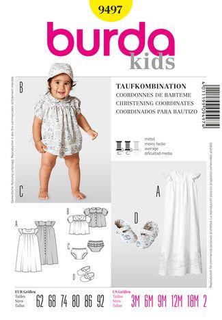Taufkleid - Spangenschuhe - Kleid | Festliche mode, Zur taufe