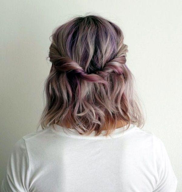 Enjoyable 1000 Ideas About Shoulder Length Hairstyles On Pinterest Short Hairstyles For Black Women Fulllsitofus