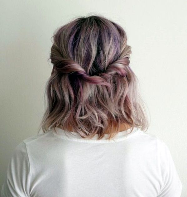 Cool 1000 Ideas About Shoulder Length Hairstyles On Pinterest Short Hairstyles Gunalazisus
