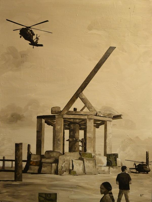 Relics III by Ben Tankard @ benjamintankard.com