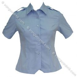 Women's short sleeve shirt. The shirt is available from Vanguard; it's a standard AF uniform item (CAP members wear the same one that AF officers do), so it's readily available from other suppliers too.