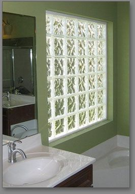 Want Block Glass Wall In Our Bathroom Dise 241 Arquitec