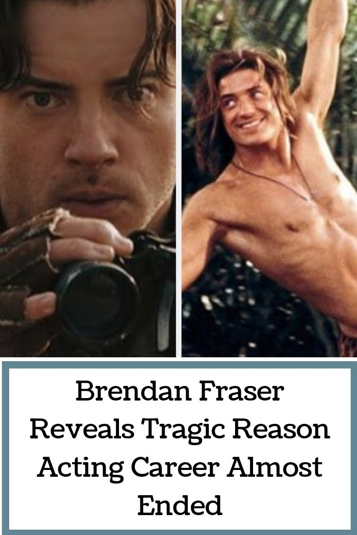 Brendan Fraser was the star back in the 1990s, putting out film after film throughout the decade. His name was on every poster, and everybody new who he was. Until around 2003, when he began to disappear from the public eye.