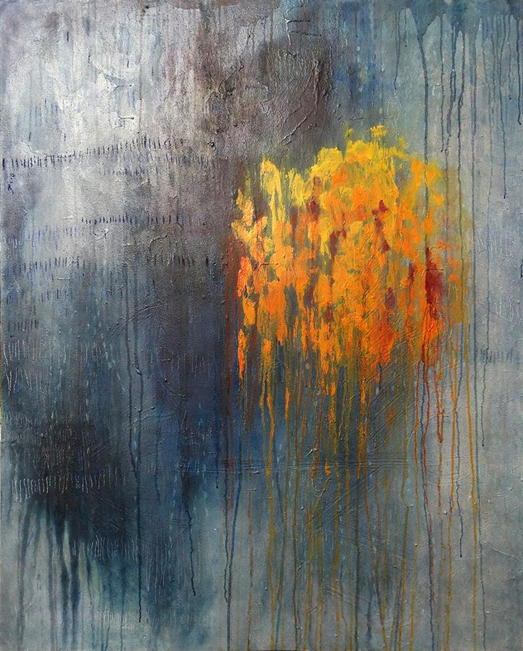 Janette Wright | From Ashes | Original Art For Sale Online | StateoftheART