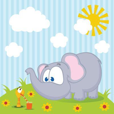 Ελεφαντάκι και σκουλήκι | Παιδικά