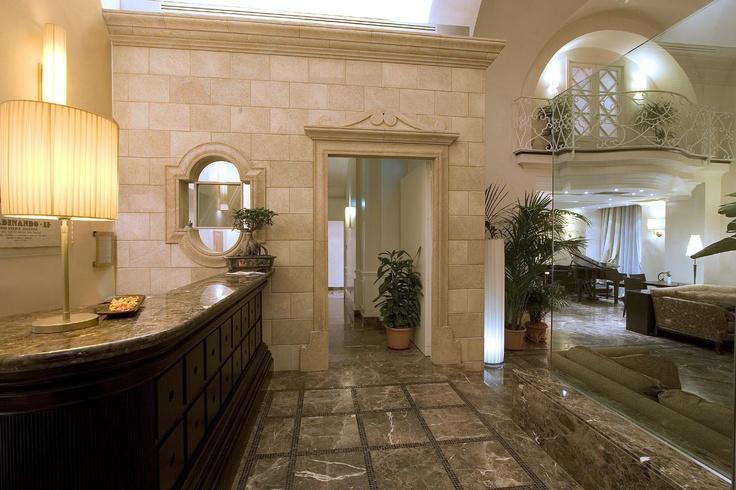 Il Principe Hotel Catania - Reception