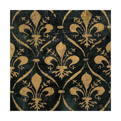 Avery Tillmon - Gilt Complex III Black Distressed Plakát na AllPosters.cz.